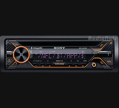 Autoestereo Sony 2018 MEX-GS820BT