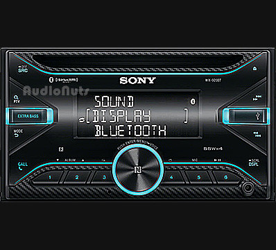 Autoestereo CD Doble Din Sony WX-920BT