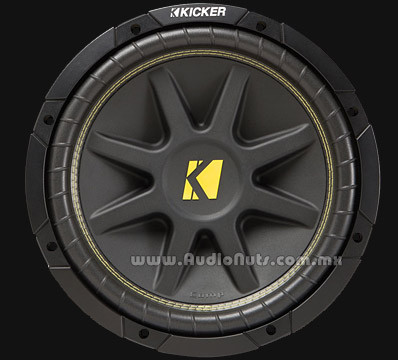 Subwoofer Kicker Comp12 10C124 C12