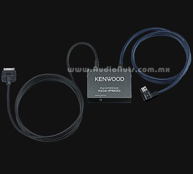 Interfaz iPod Kenwood KCA-iP500