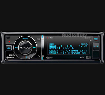 KENWOOD EXCELON KDC-X994