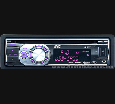 Autoestereo JVC KD-R610