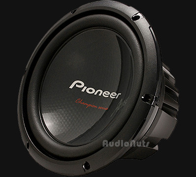 Subwoofer Pioneer Champion Series TS-W260D4