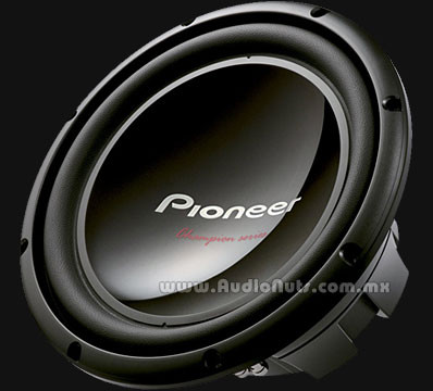 Subwoofer Pioneer Champion Series TS-W309D4