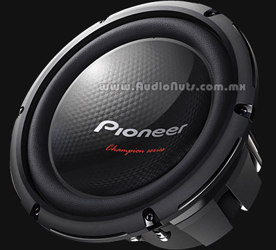 Subwoofer Pioneer Champion Series TS-W260S4
