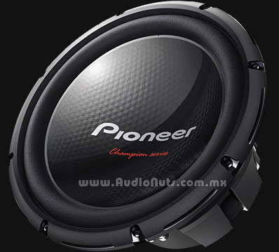 Subwoofer Pioneer 2013 Champion Series TS-W310S4