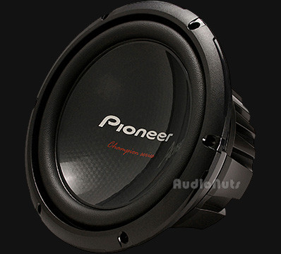 Subwoofer Pioneer Champion Series TS-W310D4