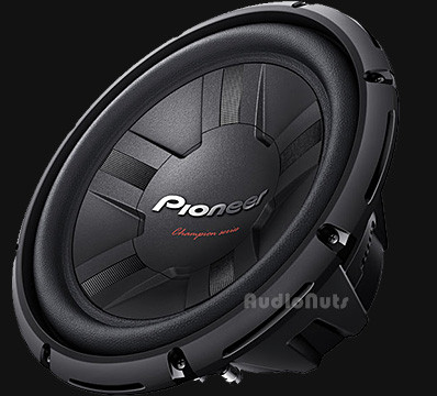 Subwoofer Pioneer 12 Champion Series TS-W311D4
