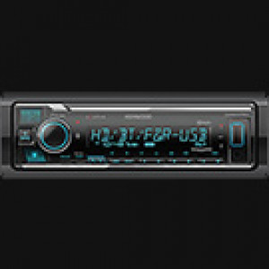 KENWOOD KMM-BT728HD